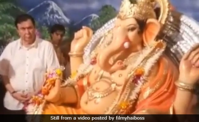 Ganesh Chaturthi At RK Studio, Maybe For The Last Time: Kapoor Brothers Perform Puja