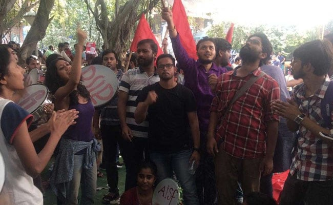JNUSU Election Result Leads Confirm Left Unity Victory: Live Updates