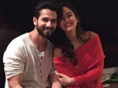 'Just Hatched': Shahid Kapoor's Birthday Message For Wife Mira Takes The Cake