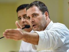 Rahul Gandhi Mad, Doesn't Deserve To Lead Congress: UP Minister