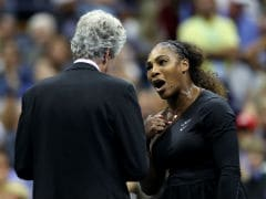 "US Open 2018: ""I Am Not A Cheat"", Serena Williams Accuses Tennis Of 'Sexism'"