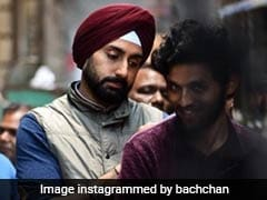 <I>Manmarziyaan</I>: Abhishek Bachchan Says He Is 'Okay With Getting Harsh Comments' For His Performance