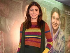 How To Add A Striped Knit Top To Your Autumn Wardrobe, Like Anushka Sharma