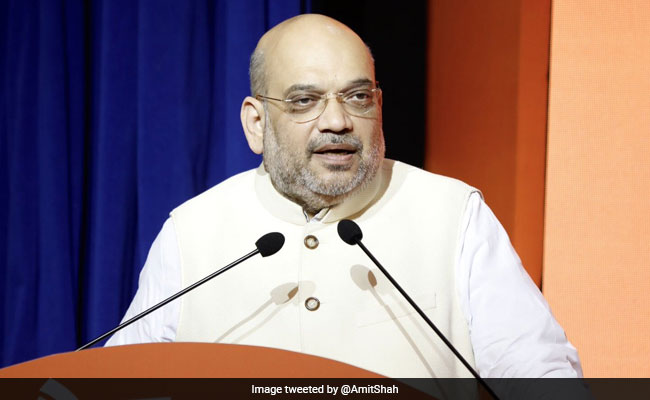 TRS Will Continue Politics Of Appeasement If Back In Power: Amit Shah