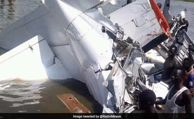 Plane Crash Kills 19 In South Sudan