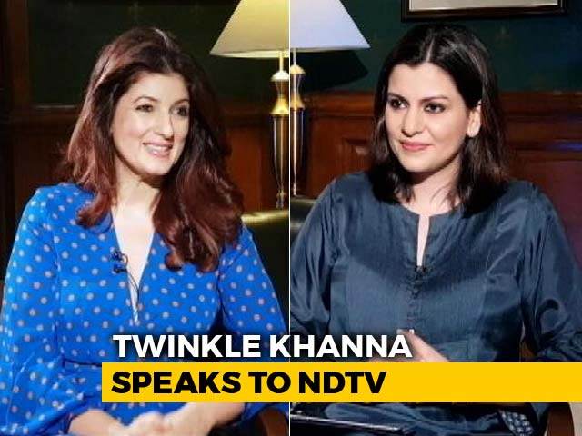 Twinkle Khanna On Her Book, Trolls And More