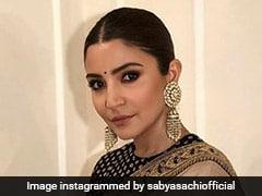 Anushka Sharma's Sabyasachi Look, On A Budget