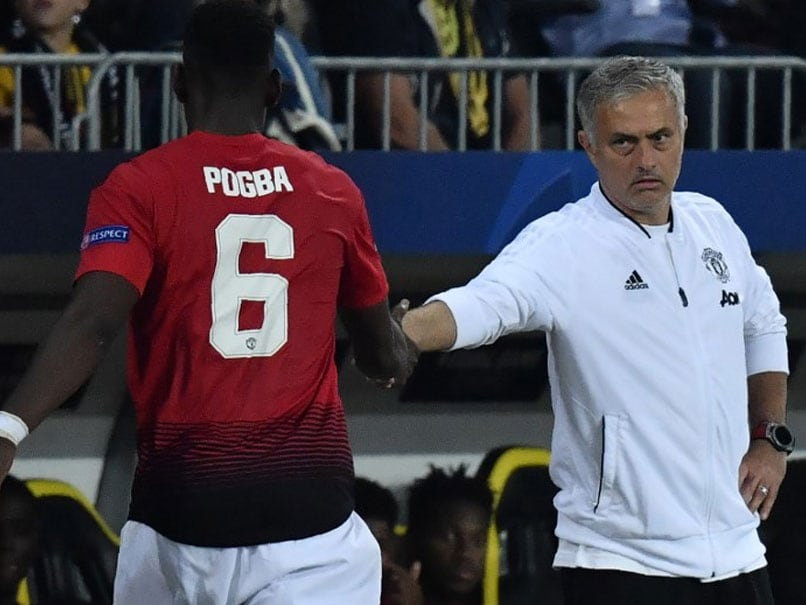 FIFA World Cup Success Has Given Paul Pogba A Boost: Jose Mourinho
