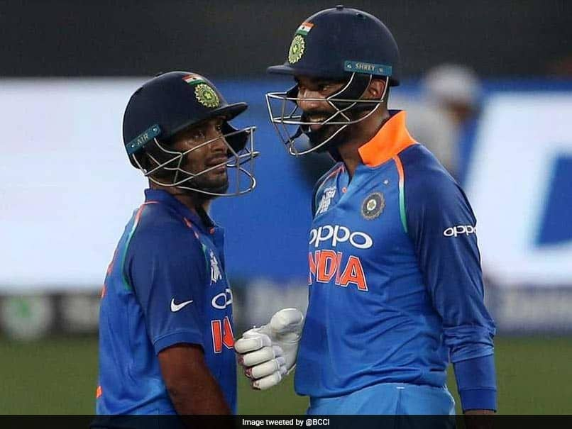 Asia Cup 2018: Match Between India And Afghanistan Ends In A Tie
