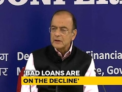 Video: State-Run Banks' Bad Debts On A Decline, Pick-Up In Loan Recovery: Arun Jaitley