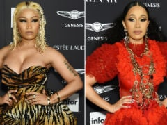 Cardi B Attacks Nicki Minaj At New York Party, Reportedly Throws A Shoe. Video Goes Viral