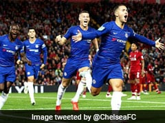 Watch: Eden Hazard