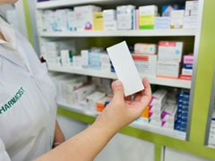 Volume Decline Muted Pharmaceutical Market Growth In November