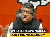 "Video : ""Will Rahul Gandhi Answer For Bihar Child's Death"": Minister Slams Bandh"
