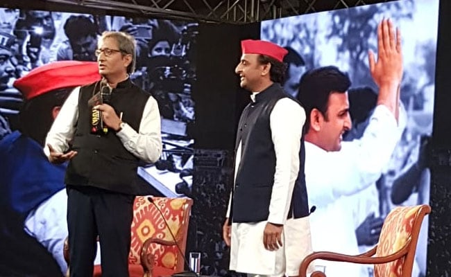 NDTV Yuva LIVE Updates: Anyone Who Wants To Become PM, Has To Come To UP: Akhilesh Yadav