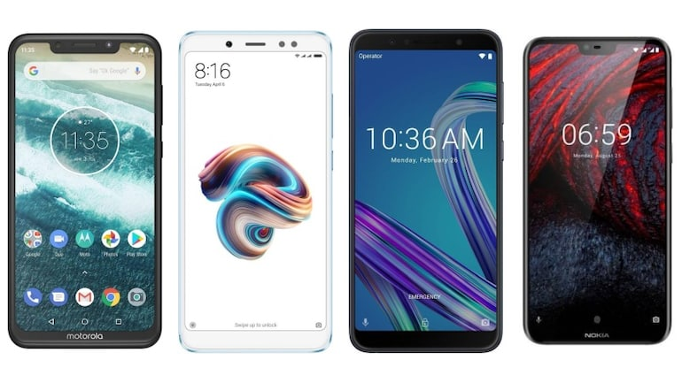 Motorola One Power, Redmi Note 5 Pro, Nokia 6.1 Plus और Asus ZenFone Max Pro M1 में कौन बेहतर?