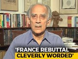 "Video : ""Hollande Claim Latest In Chain Of Events That Point To Feku Government"": Arun Shourie"