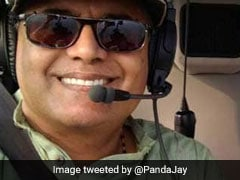 BJD Workers Demand Jay Panda's Arrest For Flying Chopper Over Odisha Lake