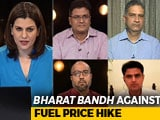 Video : Fuel Burns A Hole In Aam Aadmi's Pocket