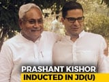 Video : Election Strategist Prashant Kishor May Join Nitish Kumar's JD(U) Today