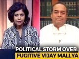 Video: Ex-Attorney General Mukul Rohatgi: Possible Vijay Mallya Was Tipped Off