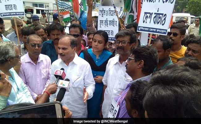 Traffic Normal, Offices Open Amid Bharat Bandh Call In West Bengal