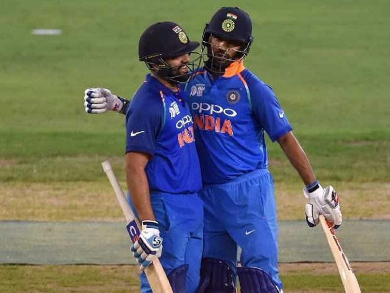 Rohit, Dhawan Hit Centuries To Stamp Authority On Pakistan In Asia Cup