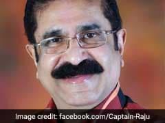 नहीं रहे केरल के दिग्गज अभिनेता कैप्टन राजू