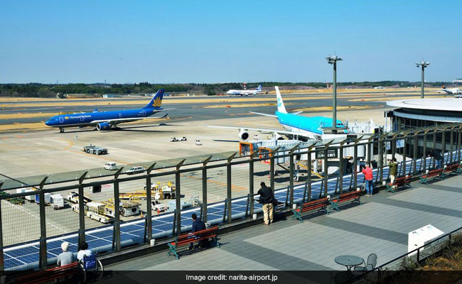 Japan's Narita Airport Briefly Closes Runway After Bomb Scare