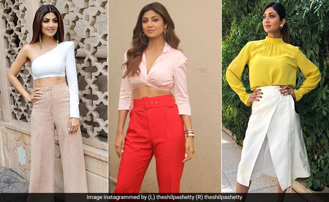 Shilpa Shetty Can't Get Enough Of This Stylish Pairing
