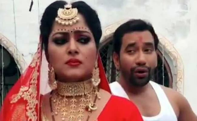 निरहुआ से नाराज हुईं भोजपुरी एक्ट्रेस अंजना सिंह, बोलीं- दिल है ये मेरा, तेरा घर ये नहीं है...देखें Video