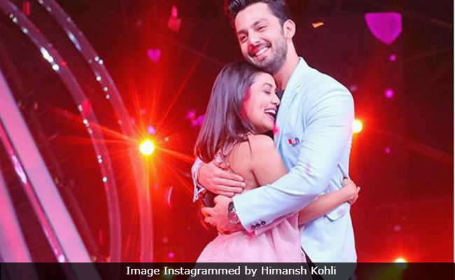 Yes Neha Kakkar Is Dating Himansh Kohli Confirmation Via Indian Idol