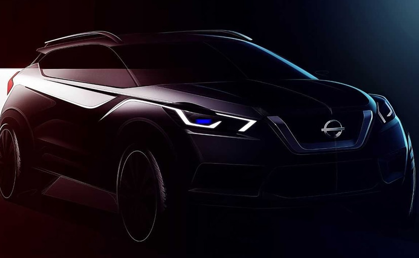 Nissan Kicks India Unveil Highlights Images Features