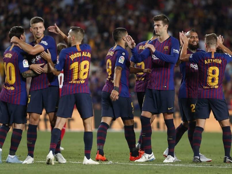 Barcelona Eye Record Revenues, Aim For 1 Billion-Euro Turnover By 2021