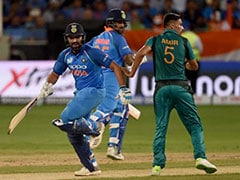India vs Pakistan Live Score, Asia Cup: Rohit Sharma, Shikhar Dhawan Look Comfortable In 163-Run Chase