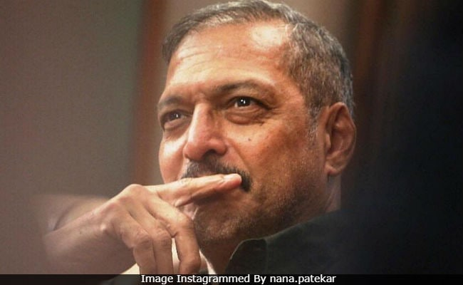 Minister Supports Nana Patekar, Calls Him An 'Illustrious Person'