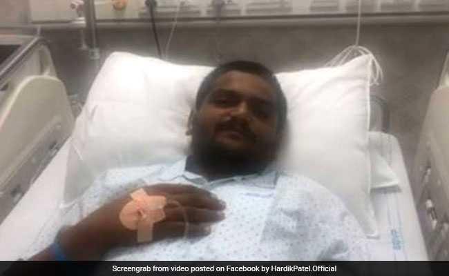 हार्दिक पटेल को अस्पताल से मिली छुट्टी, Facebook Live के जरिये समर्थकों से की यह अपील
