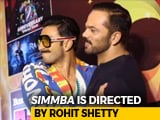 Video : <i>Simmba</i> Actor-Director Duo Ranveer Singh And Rohit Shetty Make An Appearance