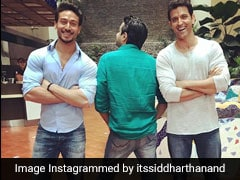 Tiger Shroff 'Wants To Be At His Best' While Shooting With Hrithik Roshan