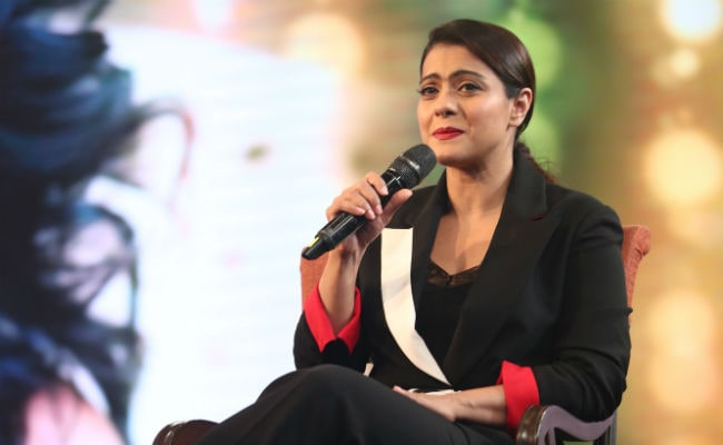 Kajol Says She Is 'Partly Helicopter Mom, Ajay Devgn's Definitely Helicopter Dad'