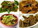 Video : 4 Must-Try Bhindi Recipes