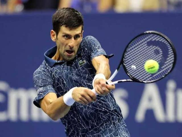 US Open Tennis Djokovic