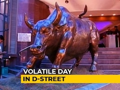 Video: Wild Swing In Markets As Sensex Recovers Over 900 Points From Day's Low