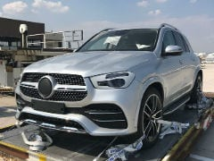 2019 Mercedes-Benz GLE SUV Almost Revealed In New Spy Shots