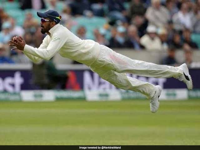 India vs England: KL Rahul Achieves Rare Feat In The Oval Test, Equals Rahul Dravids Record