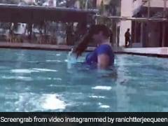 भोजपुरी एक्ट्रेस ने स्विमिंग पूल में बरपाया कहर, 'दिलबर' गाने पर दिखाई ऐसी अदाएं कि Video ने मचा दी धूम...