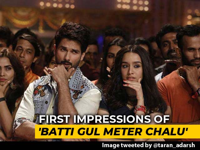 Video : First Impressions Of <i>Batti Gul Meter Chalu</i>