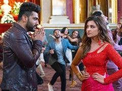On <i>Namaste England</i> Set, It's Apparently Parineeti Chopra 1, Arjun Kapoor 0. 'Got Bored,' He Claims