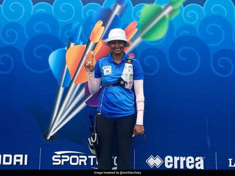 Archery World Cup: Deepika Wins Bronze, Compound Mixed Team Takes Silver