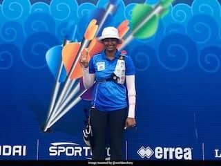 Archery World Cup Finals: Deepika Kumari Wins Bronze, Compound Mixed Team Clinches Silver